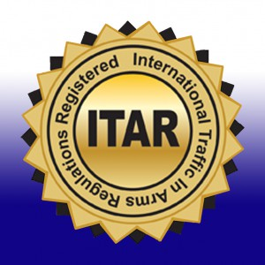 ITAR registered battery and charger manufacturer